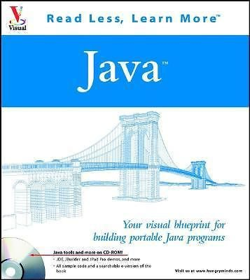 Java: Your Visual Blueprint for Building Portable Java Programs book