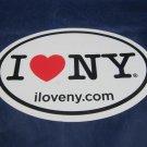 I love NY sticker I heart New York decal