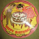 Happy Birthday For He's a Jolly Good Fellow The Record Guild of American E6011B