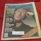 vintage Robert Redford cover Rolling Stone newspaper magazine October 2 1980