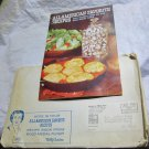 vintage All American Favorite Recipes with Mazola Corn Oil & Gold Medal Flour
