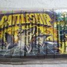 Battleship 3-D puzzle by Milton Bradley~Wendy's Fast Food promo~MIB~Free US ship