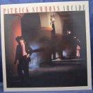 Patrick Simmons Arcade Vintage Record Vinyl LP Album Electra 60225 promo copy