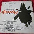 Fiorello! vintage record/vinyl/LP~Broadway~Capitol Records~FREE US SHIPPING