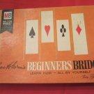 Chas H Goren's Beginners Bridge Milton Bradley 5611 card game Charles Goren