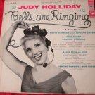 Bells are Ringing vintage record/vinyl/LP~Broadway~Judy Holliday~6 eye Columbia