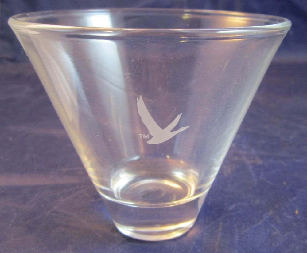 Grey Goose Vodka low ball cocktail cosmo glass glasses