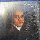 Johnny Mathis Love Story Vintage Record Vinyl LP Album Columbia 30499