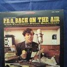 P.D.Q. Bach on the Air PDQ Bach Vintage Record Vinyl LP Album