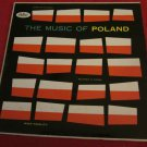 The Music of Poland vintage LP/vinyl/record~FREE US SHIPPING