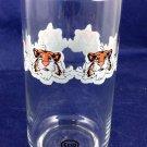 Vintage Esso Exxon Tiger Glass Petroliana Advertising
