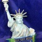 New York 2000 Millennium NYC Statue Of Liberty Souvenir Magnet