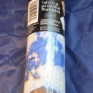 Justin Bieber Gift Wrap~roll of 70 sq. ft of blue Christmas wrapping paper~NEW!