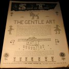 Stitch in Time brochure 1947 by the Spool Cotton Company~embroider