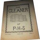 The Gleaner publication~Pawtucket High School~March 1922~RI~Rhode Island