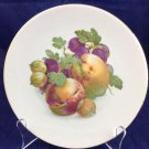"Vintage Roal Bareuther Germany 7.75"" Fruit Plate Dish"