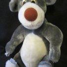 Baloo Bear plush toy/stuffed animal~Disneyland/Walt Disney World tag~vintage