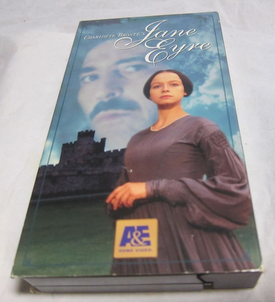 Charlotte Bronte's Jane Eyre (VHS videotape/video tape 1998)~FREE US SHIPPING