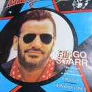 The Music Paper Magazine July 1992~Ringo Starr cover & extra articles on Ringo