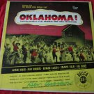 Oklahoma vintage record/vinyl/LP~oringal NY Production~Decca Records~freeUS ship