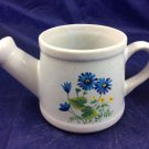 Vintage Ceramic Watering Can Colonial LTD Cupboard Japan Decorative Collectible