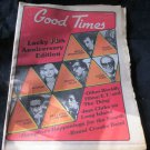 Good Times newspaper June 29-July 2 1982~Springsteen Allman Blondie Elton John