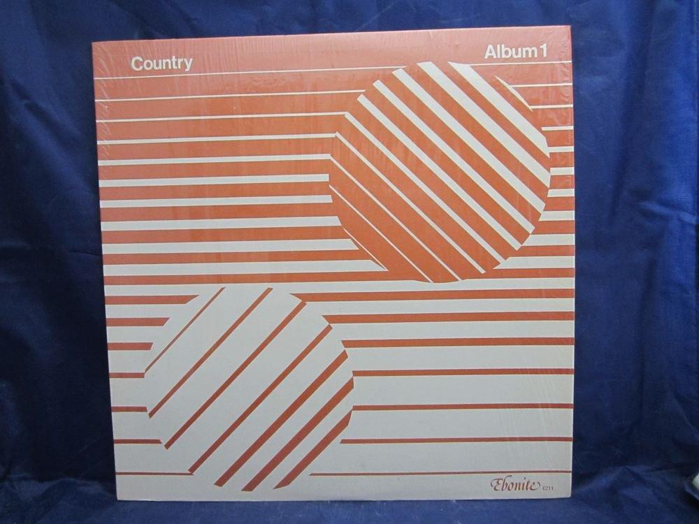 Ebonite E211 Country Album 1 Vinyl LP Record