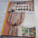 Curtains, Draperies and Shades by Sunset Publishing Staff (1993, Paperback book)