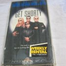 Get Shorty VHS video tape/video tape~FREE US SHIPPING