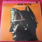 Beethoven Eroica record/vinyl~Bruno Walter & Columbia Symphony Orchestra~6 eye
