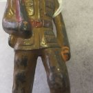 Barclay Toy Soldier~B127~Barclays Soldier with pack~free US shipping