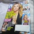 February 6 2012 People Magazine with Heidi Klum & Seal~Prince William and Kate