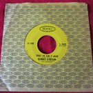 There! I've Said it Again/The Girl with the Bow in Her Hair 45~Bobby Vinton