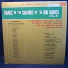 Dance to the Sounds of the Big Bands Vol 2 Bright Orange Records LP