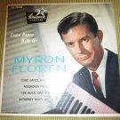 """Myron Floren COME DANCE WITH ME 7"""" vintage Record/LP/Vinyl/album~FREE US SHIP"""