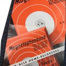 Vintage BASF Magnetophonband Reel to Reel brochure Home-recorders in Dutch