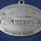 2004 Ogunquit Maine Chamber of Commerce Welcome ornament Christmas By the Sea