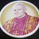 Royal Albert Bone China Pope John Paul II plate/dish~FREE US SHIPPING