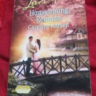 Homecoming Reunion by Carolyne Aarsen~paperback romance book~FREE US SHIPPING