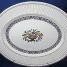 "Trentham Wedgwood Etruria England Serving dish platter 10.75"" x 13.75"""