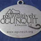 2007 Ogunquit Maine pAWSitively cat dog pet ornament Christmas By the Sea