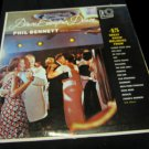 Dance Everyone Dance by Phil Bennett vintage vinyl/record/LP~FREE US SHIP