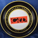 Vintage Carter Wallace Pharmaceutical Company 100th Anniversary Tray 1980