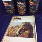 2015 San Antonio Texas Stock Show & Rodeo Program and Souvenir Cups