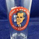 Flying Saucer Craft Beer 2012 Republican Mitt Romney Pint Glass Political
