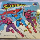 The Adventures of Superman Golden Look Book~1982~FREE US SHIPPING