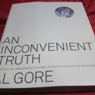 An Inconvenient Truth by Al Gore~paperback book~FREE US SHIPPING