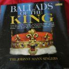 Ballads of the King~Elvis~The Johnny Mann Singers LP/vinyl/record~FREE US SHIP