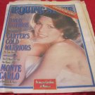 Princess Caroline of Monaco cover March 10 1977 Rolling Stone newspaper magazine