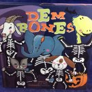 Dem Bones By Holly Weane Ivana Forgo Childrens Halloween Animal Board Book
